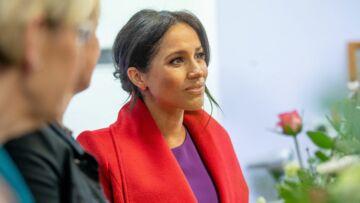 PHOTOS – Meghan Markle: son look très coloré inspiré par Lady Di?
