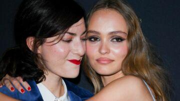 PHOTOS – Lily-Rose Depp, comme vous ne l'avez jamais vue sur le tapis rouge du dîner des Révélations des Césars