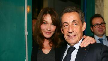 Carla Bruni et Nicolas Sarkozy: cette petite manie d'amoureux qu'ils conservent après 10 ans de mariage