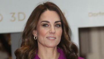 PHOTOS – Kate Middleton très élégante avec une nouvelle paire d'escarpins dont le talon doré fait sensation!