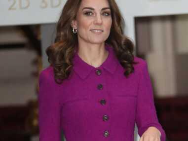 PHOTOS - Kate Middleton sublime avec une nouvelle paire d'escarpins