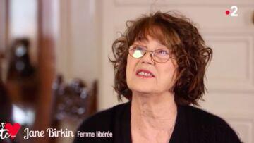 VIDEO – Jane Birkin, un coeur à prendre? L'ex-femme de Serge Gainsbourg se confie avec pudeur sur sa vie sentimentale