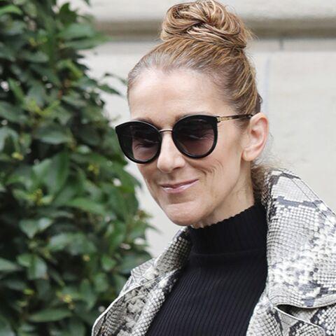 PHOTOS – Tendance robe: comme Céline Dion et Meghan Markle, on adopte la robe pull tendance en 2019