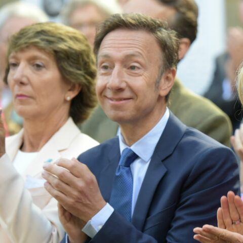 Non Stéphane Bern et Brigitte Macron ne sont pas en froid, la preuve!