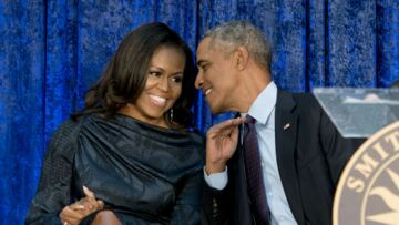 PHOTO – Barack Obama fête les 55 ans de son épouse Michelle avec un surprenant cliché vintage