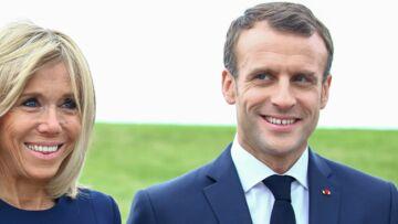 Coup de jeune à l'Elysée: Brigitte et Emmanuel Macron fêtent la fin des travaux