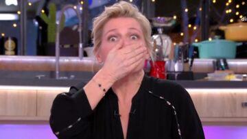"""VIDÉO – La grosse boulette d'Anne-Elisabeth Lemoine devant Camille Combal avant la diffusion de """"Qui veut gagner des millions?"""""""