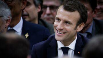 Emmanuel Macron: cette autre femme avec Brigitte, qui veille sur lui