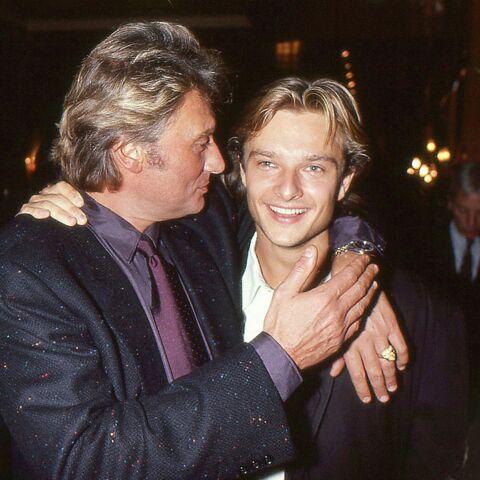 VIDÉO – Ce bel instant de complicité entre Johnny et David Hallyday exhumé par «Les enfants de la télé»