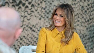 PHOTOS – Melania Trump fête ses 2 ans de Première dame: comment elle utilise son look pour faire passer des messages