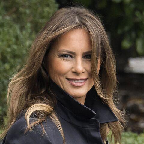 PHOTOS – Melania Trump: le style de la First Lady décrypté en 50 looks emblématiques et surprenants