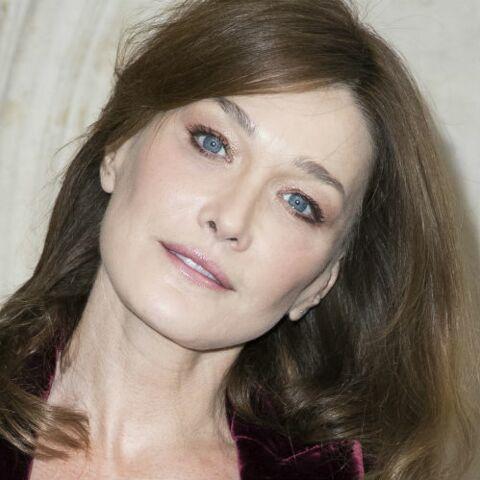 Carla Bruni-Sarkozy: son hommage poignant à Yves Saint Laurent