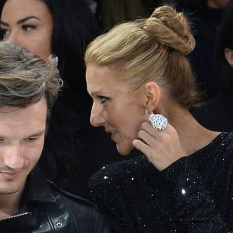 VIDÉO – Quand Céline Dion et Pepe Munoz, très tactiles, ne cachent pas leur affection