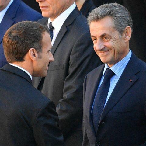 Emmanuel Macron, ce qui l'épate le plus chez Nicolas Sarkozy