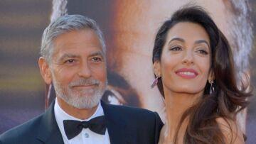 Amal Clooney séparée de George Clooney et en fuite en Italie? Ils font savoir qu'ils ne divorcent pas