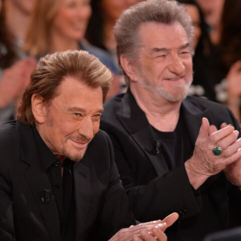 Eddy Mitchell et Johnny Hallyday: pourquoi les deux compères refusaient de participer aux Enfoirés