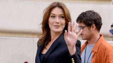 VIDÉO – Ce jour où Carla Bruni-Sarkozy a été invitée avec Giulia à l'Elysée pour une «visite très spéciale»