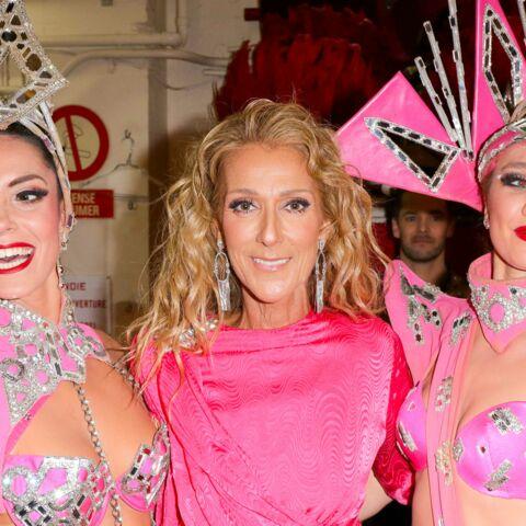 PHOTOS – Céline Dion, son escale inattendue au Moulin Rouge avant de quitter Paris