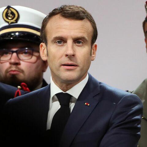 Emmanuel Macron: la petite humiliation de Laurent Wauquiez
