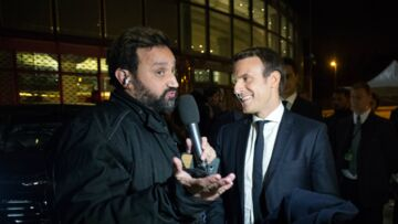 Cyril Hanouna raconte ses échanges par SMS avec Emmanuel Macron
