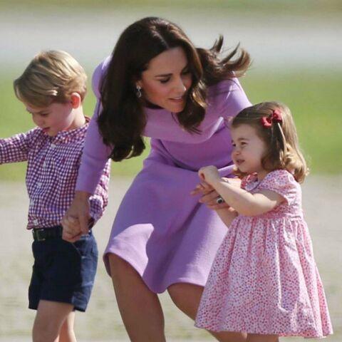Kate Middleton une maman débordée? Comment la nounou des enfants fixe des règles strictes