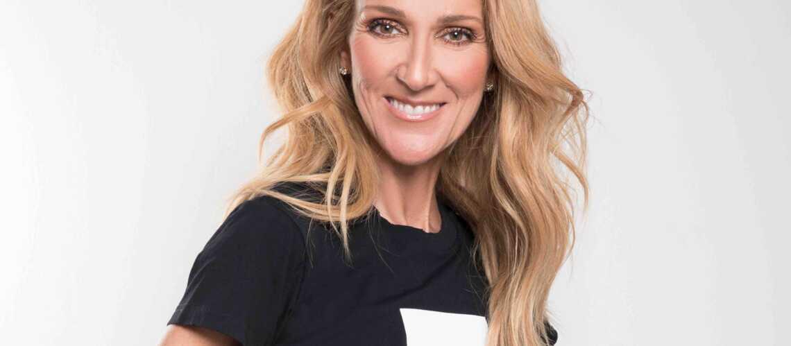 28d9cb3ccc257 PHOTOS   Céline Dion lance sa marque pour enfants non genrée   découvrez les  premiers modèles de sa collection - Gala