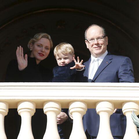 PHOTOS – L'adorable geste du prince Jacques de Monaco au balcon, sous le regard ému de ses parents
