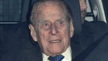 """Le prince Philip """"fragile"""" et """"en difficulté"""" depuis son accident de voiture"""