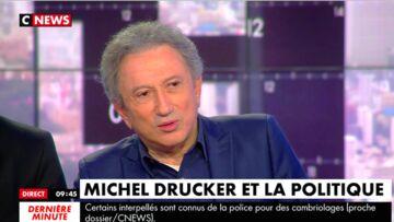 VIDÉO – Michel Drucker explique pourquoi il n'a jamais invité Marine Le Pen dans Vivement dimanche