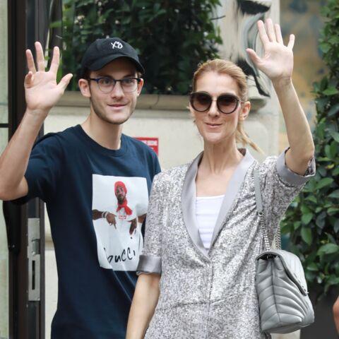 """Céline Dion à propos de son fils ainé: """"Les filles arrivent et c'est un peu stressant"""""""