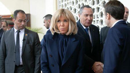 7a8e5560ccc Brigitte Macron se confie sur les messages anonymes reçus par ses parents