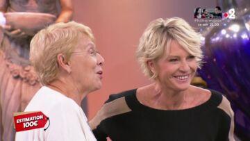 VIDÉO – Sophie Davant amusée par la bonne humeur d'une candidate