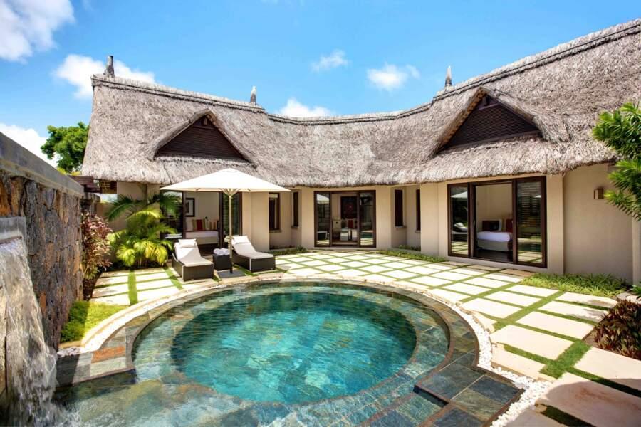 Des vacances de rêve dans une villa privée, c'est au LUX* Belle Mare à l'île Maurice.