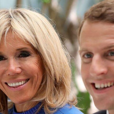 Emmanuel et Brigitte Macron: découvrez pourquoi ils se tiennent toujours la main