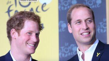 Comment William et Harry ont stressé leurs gardes du corps
