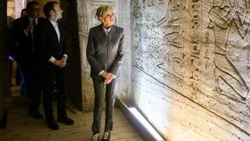 Cette légende qui a fasciné Brigitte Macron en Egypte