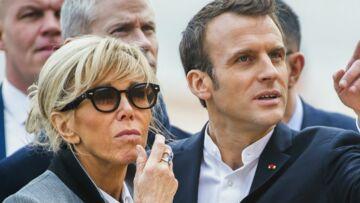 Quand Brigitte Macron ironise sur le coup de vieux pris par Emmanuel Macron