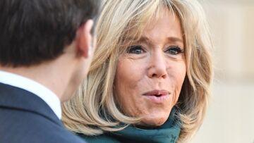 """""""Ce lapsus graveleux"""" de Brigitte Macron qui a provoqué """"un fou rire"""" chez son mari"""