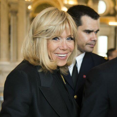 Cette nuit où Brigitte Macron s'est excusée que le président ne soit pas présentable dans leur chambre