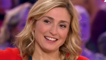 VIDEO – Julie Gayet, embarrassée d'avoir tendu une perche à Michel Drucker au sujet de François Hollande