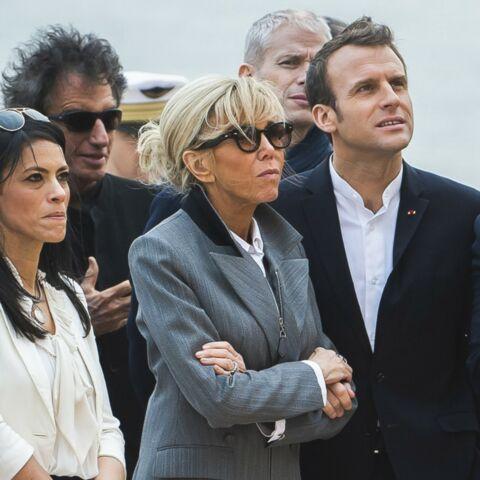 Brigitte Macron fait taire la fausse polémique sur ses baskets Louis Vuitton portées en Égypte
