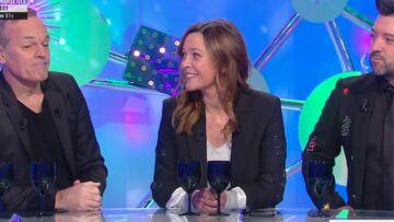 VIDÉO – Sandrine Quétier moquée par Laurent Baffie sur sa nouvelle carrière, elle répond