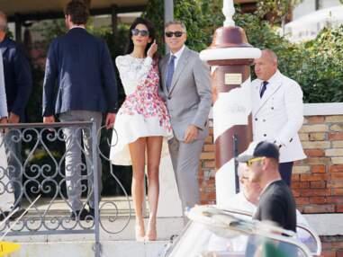 PHOTOS - Amal Clooney a  41 : ses plus beaux looks depuis son mariage avec George Clooney