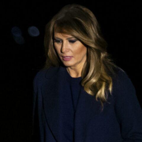 Melania Trump accusée de manipuler un enfant pour sa campagne contre le harcèlement