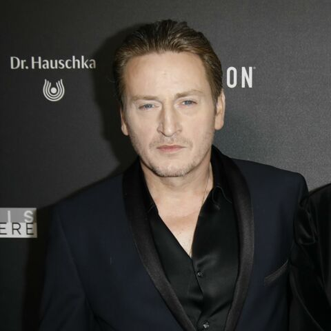 PHOTOS – Benoît Magimel et sa femme Margot complices pour leur première sortie officielle