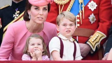 Ce mot curieux que la nounou de George, Charlotte et Louis n'a pas le droit de prononcer en présence des enfants