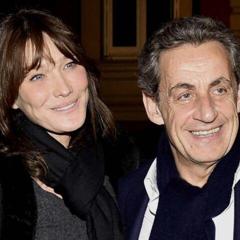 """""""Et surtout, elle est riche"""": ce drôle de compliment de Nicolas Sarkozy au sujet de Carla Bruni"""