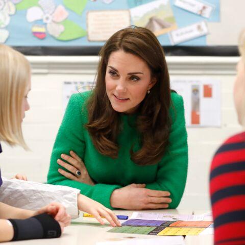 Kate Middleton révèle l'ingrédient favori de la princesse Charlotte