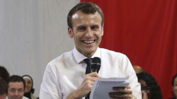 Une maire attire l'attention d'Emmanuel Macron d'une manière inattendue