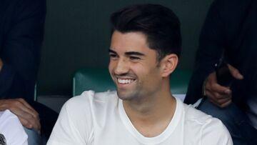 Enzo, le fils de Véronique et Zinedine Zidane, n'est plus célibataire